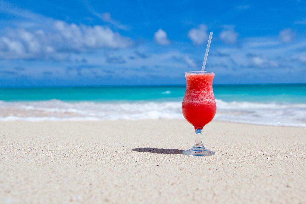 wakacyjna plaża